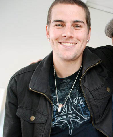 a7x, avenged sevenfold, dimples, m shadows, matt sanders
