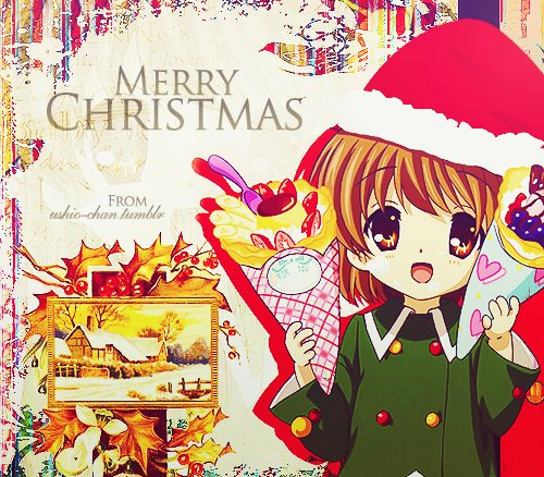 adorable, amazing, anime, art, beautiful, clannad, cute, draw, eyes, fashion, hair, illustration, image, kawaii, merry christmas, perfect, pretty, style, ushio, xmas