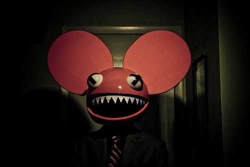 adorable, amazing, beautiful, boy, cute, deadmau5, fashion, guy, image, mael, mask, perfect, photo, photography, red, style
