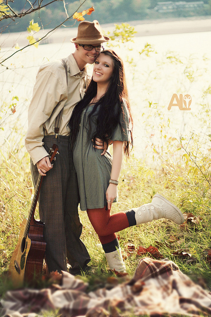 adorable, amberlanephotography, beautiful, boots, boy, camera, couple, cute, dress, girl, glasses, guitar, hair, handsome, hat, love, lovely, man, music, necklace, picnic, pretty, stopwatch, style, sweet, tights, vintage, woman