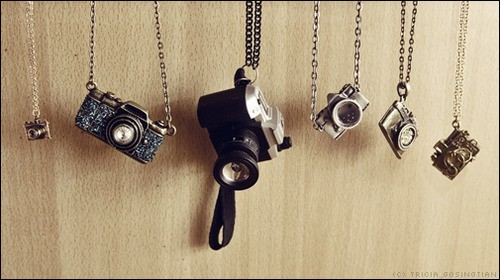 adorable, camera, cute, necklaces, photography