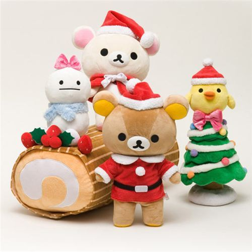 adorable, christmas, cute, doll, kawaii