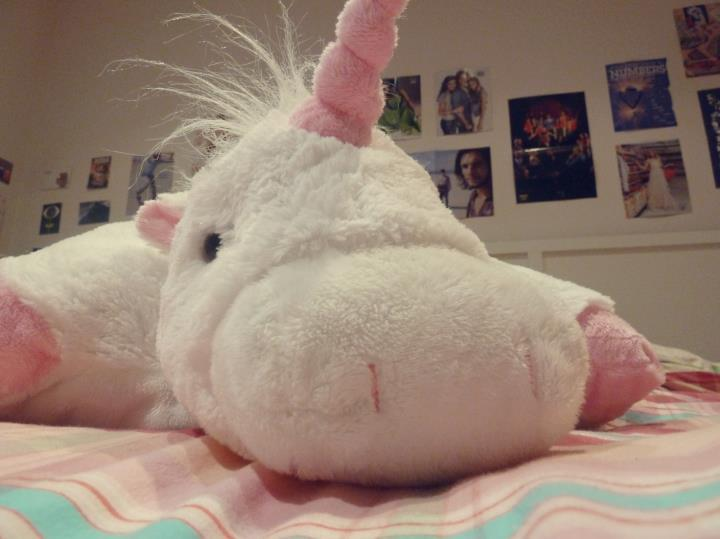 adorable, cute, fluffy, unicorn