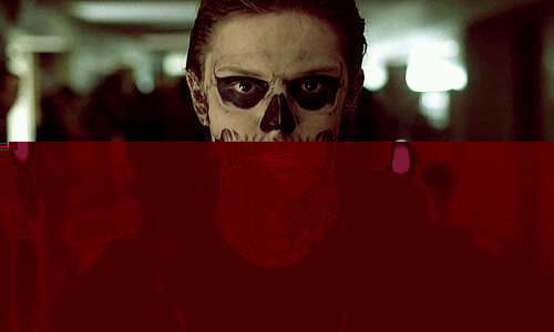 ahs, american horror story, evan, evan peters, halloween