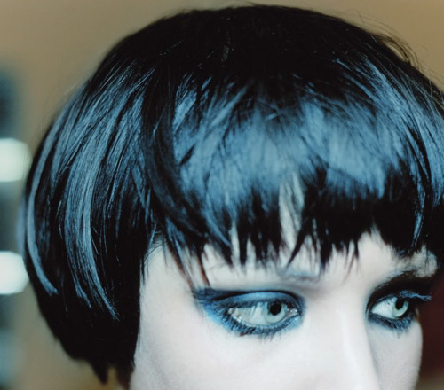 alice glass, amazing, beautiful, beauty, black, black hair, crazy, crystal castles, eyes, girl, hair, lovely, make up, makeup, metal, photo, rock, skinny, First Set on Favim.com