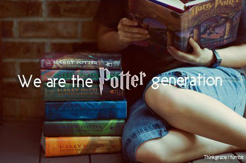 amazing, book, generation, harry potter, love