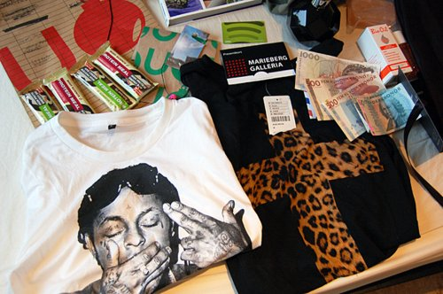 animal print, cross, fashion, girly, leopard, lil wayne, money, swag
