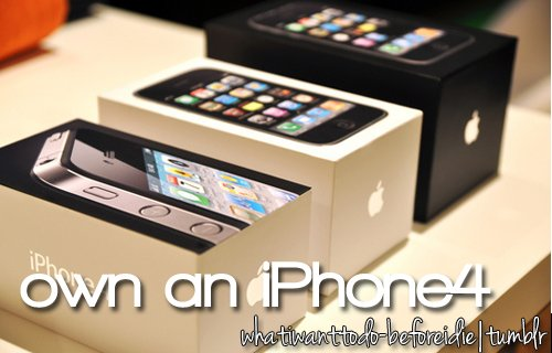 apple, before i die, bieberczech, bucket list, dream, dream list, ipad, iphone, iphone 4, iphone 4s, ipod, itunes, mobil, phone