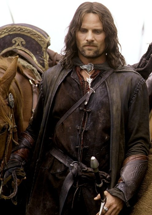 aragorn, lord of the rings, lotr, warrior