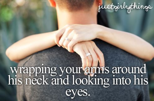 arms forever, beautiful, boy and girl, couple, eyes, inlove, kiss, kiss me, love, love you, neck, quotes