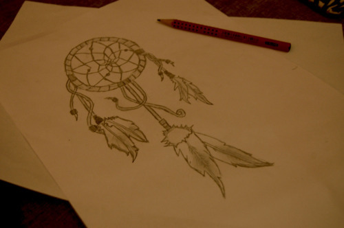 art, creative, drawing, dreamcatcher, fashion, indian, night, painting, paper, pencil, photography, style, tattoo