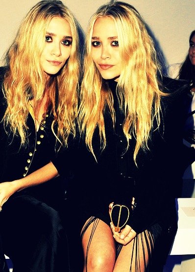 ashley, ashley olsen, beautiful, black, blonde