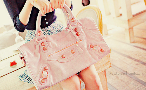 asian, asian fashion, bag, balenciaga, cute