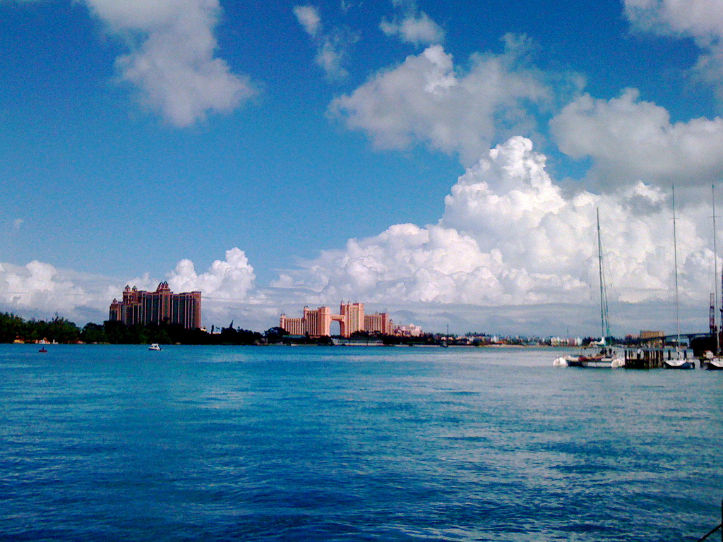 atlantis, bahamas, beautiful, blue, boats