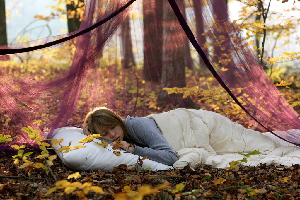 autumn, beautiful, blonde, cute, dream