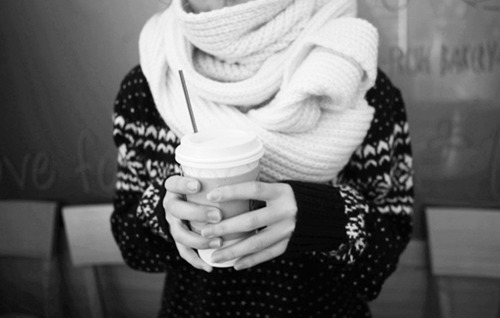 bag, christmas, fashion, girl, hair, photography, scarf, vintage, women
