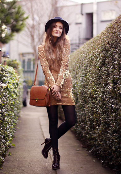 bag, cute outfit, dress, fashion, girls
