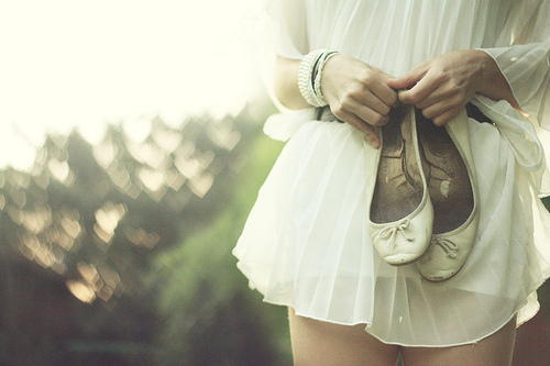 ballad flat, dress, flat, girl, photography