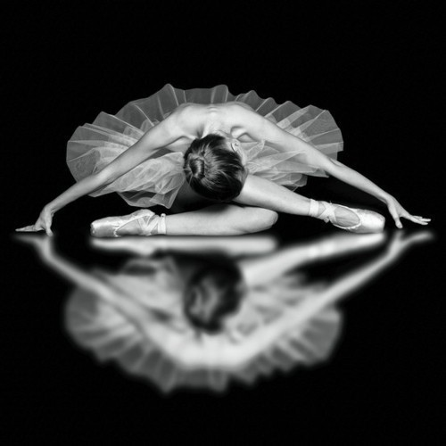 ballerina, ballet, beautiful, black and white, dance, dancer, photography, spitzen