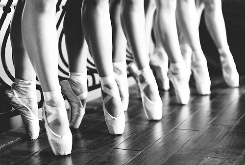 ballerina, ballet, black and white, photography