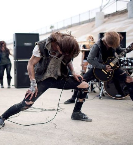 band, beautiful, blessthefall, boy, boys