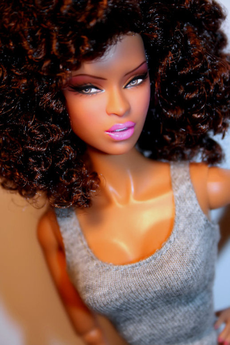 barbie, brown, brunette, doll