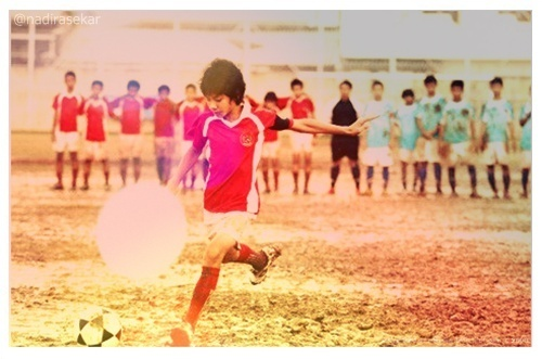 bayu, captain, emir mahira salim, film, football pllayer