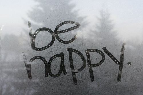 be happy, beautiful, black, cold, cute