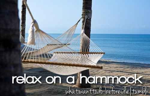 beach, before i die, bieberczech, bucket list, dream, dream list, hammock, holiday, hot, relax, relaxing, summer, vacation