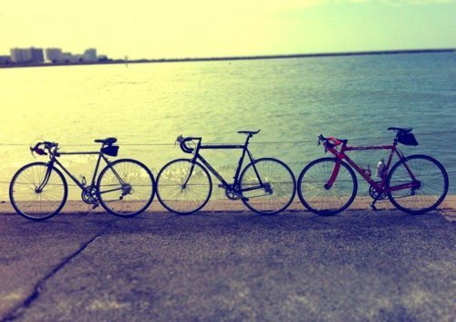 beach, bike, photo, photography, praia