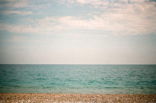 Pin Blue Sea Horizon on Pinterest