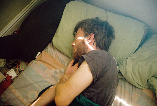 beard, boy, cute, hair, hipster, indie, man, sleep, sleeping