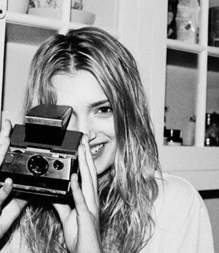 beautiful, beauty, black and white, dianna agron, girl, girls, i am number four, not dianna agron, photo, photography, smile