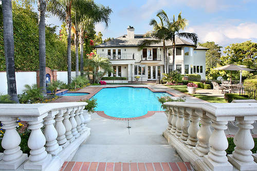beautiful, beverly hills, house, luxury, money