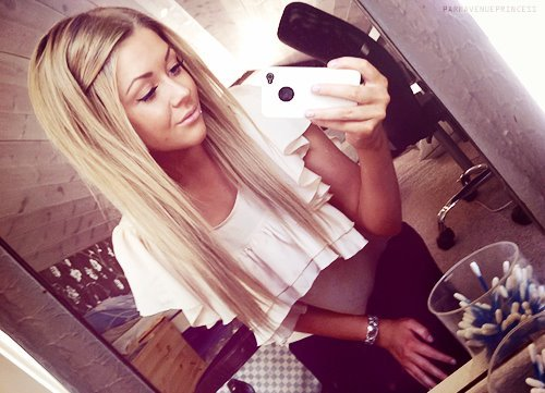 beautiful, blonde, cute, fashion, girl, hair, iphone, iphone 4s, white iphone