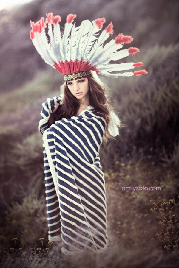 beautiful, bohemian, deadroses, feather, girl, indian, model