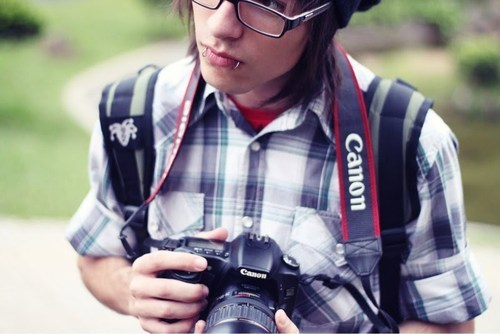 beautiful, boy, canon, cute, glasses