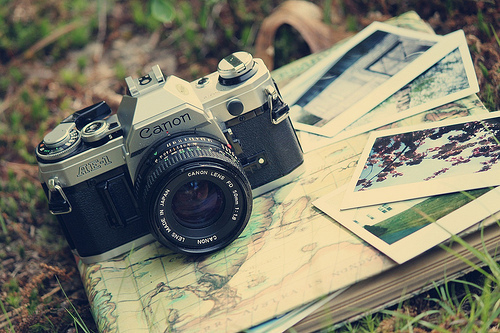 beautiful, camera, photografi, photografy, vintage