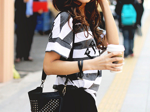 beautiful, clothes, drink, fashion, girl