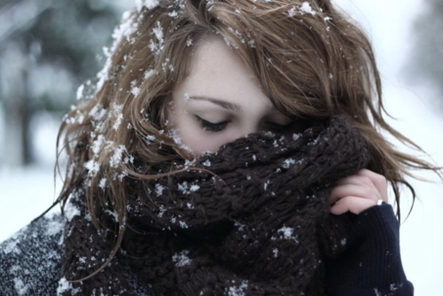 beautiful, fashion, girl, photo, photography, snow, winter, woman