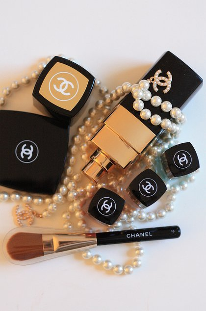 beauty, chanel, cute, fashion, jewellery