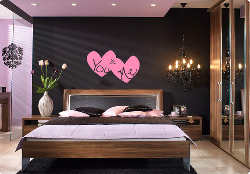 Bedroom Gorgeous Hearts Love Rooms Image 313733 On