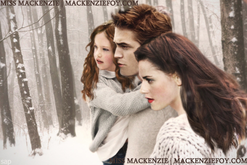 bella, edward, renesmee, the cullens - image #309782 on ...