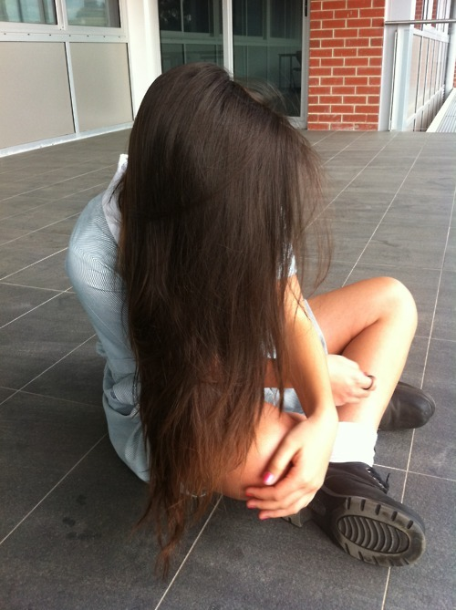 biela, cute, girl, hair, photography