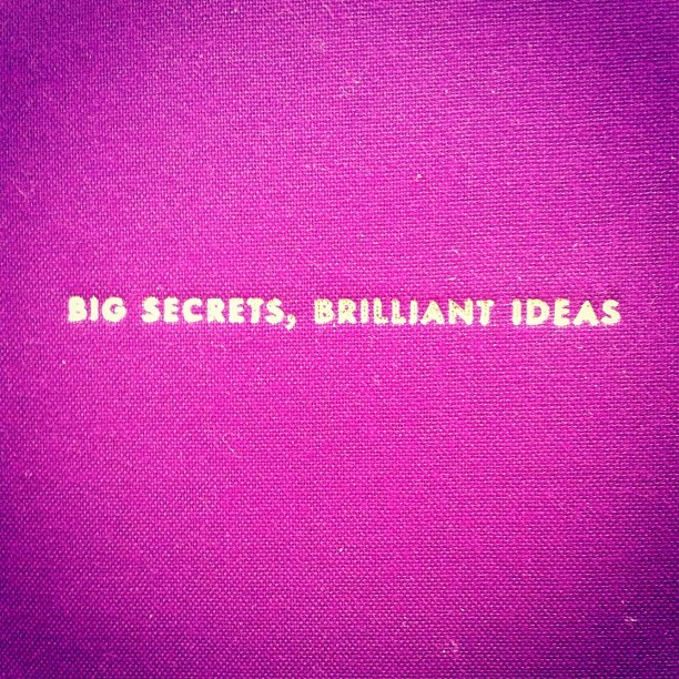 big, brilliant, idea, ideas, pink