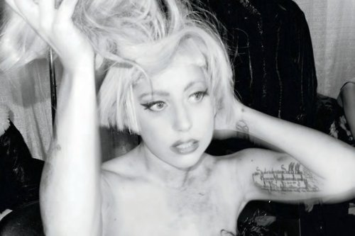 black and white, gaga, lady gaga, marry the night, mother monster