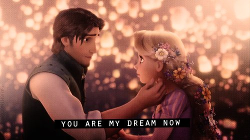 blonde, boy, cute, disney, dream, funny, girl, heart, kiss, lights, love, man, rapunzel, tangled, women