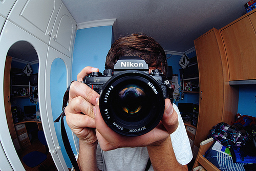blue, boy, camera, cool, hands, man, nice, nikon, photo, photography, room, sweet