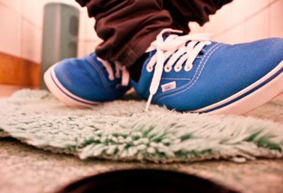blue, shoes, skater, vans