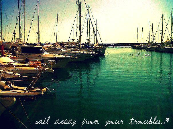 boats, harbour, lake, land, love, mast, no worries, ocean, river, sail, sail away, sea, sky, sun, water